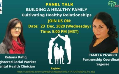 BUILDING A HEALTHY FAMILY; CULTIVATING HEALTHY RELATIONSHIPS
