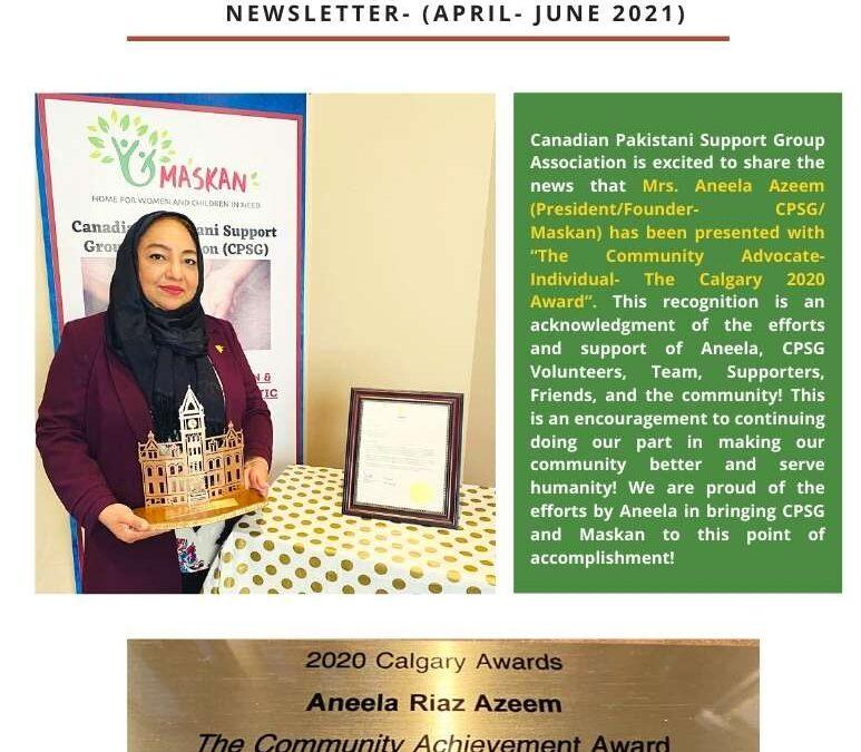 Newsletter-April-June 2021