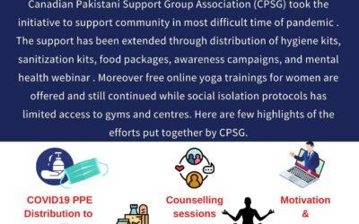Newsletter-CPSG Pandemic Programs